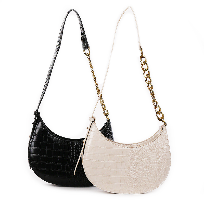 Chinese Supplier for Fashion Lady Single Shoulder Bag with Zipper Closure-YZ2030054