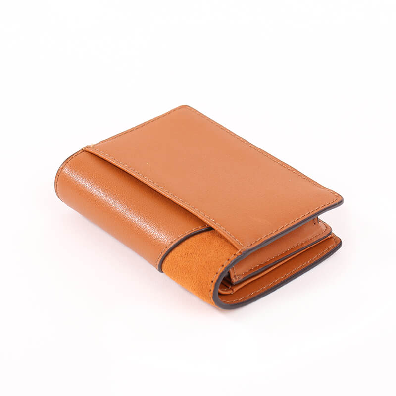 chinese manufacturer custom fashion designer lady wallet women genuine leather wallet
