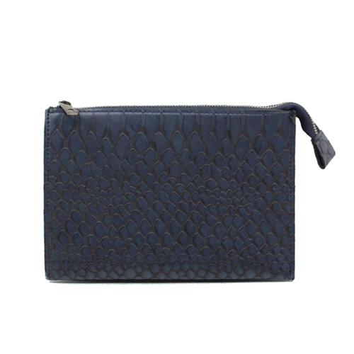 Crocodile leather fashion ladies wallet-YZ460415