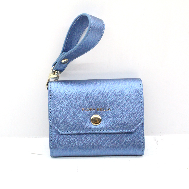 High Quality Ladies Short Wallet with Handle and Magnet Closure from Chinese Supplier-YZ800547S