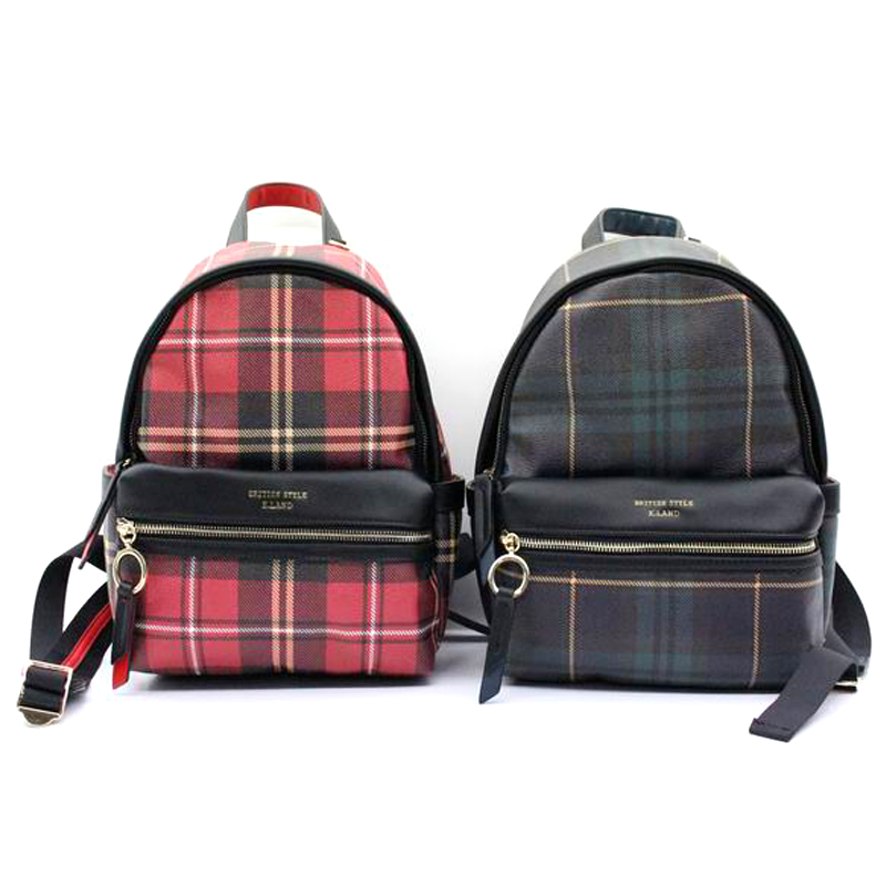 Nylon Material Ladies Casual Backpack-YZ920112F