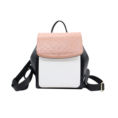 2019 Hot Sale color matching  Designed Women Bag Backpack-YZ920175