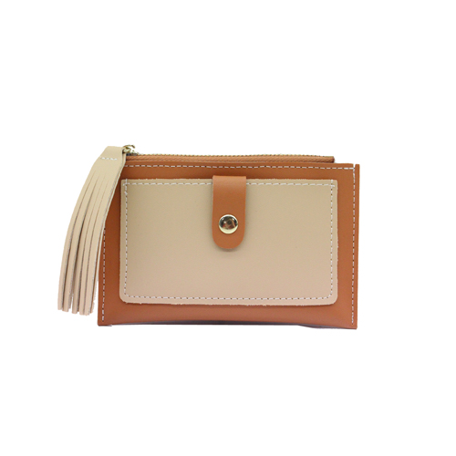 Simple style card holder coin purse-YZ920361
