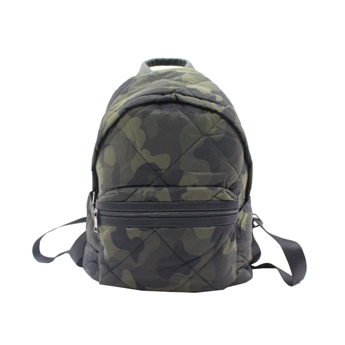 Typical style design camouflage nylon backpack-YZ920640