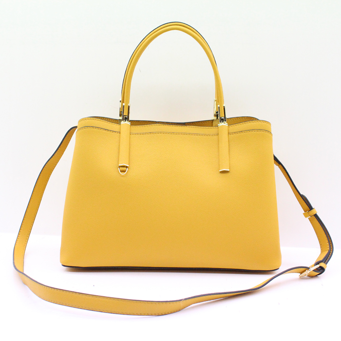 New style geniune soft material tote bag, ladies shoulder bag-YZ930104A