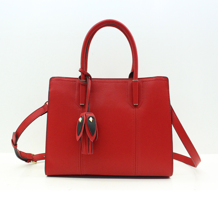 Manufacturer Custom Durable real leather Material formal ladies handbag-YZ930105A
