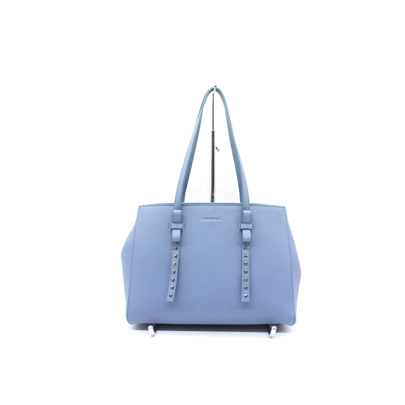 New Design Fashion Large Capacity Ladies Tote Bag with Rivet Design-YZ960001