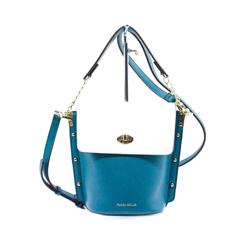 Fashion Ladies Bucket Sling Bag with Two Different Length Shoulder Strap-YZ990016
